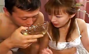 Hot Japanese girl fucked hard
